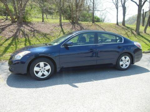 2013 Nissan Altima for sale at WESTON FORD  INC in Weston WV
