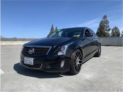 2014 Cadillac ATS for sale at BAY AREA CAR SALES in San Jose CA