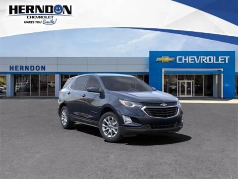 2021 Chevrolet Equinox for sale at Herndon Chevrolet in Lexington SC