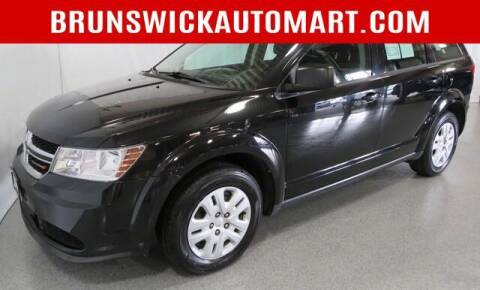 2013 Dodge Journey for sale at Brunswick Auto Mart in Brunswick OH