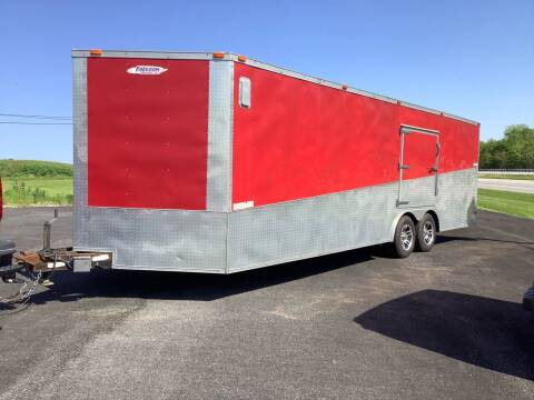2011 ENCLOSED TRAILER N/A for sale at Auto Martt, LLC in Harrodsburg KY