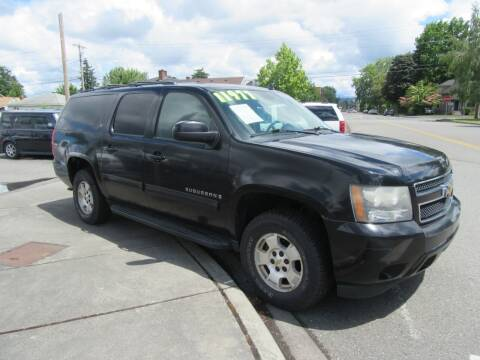 2009 Chevrolet Suburban for sale at Car Link Auto Sales LLC in Marysville WA