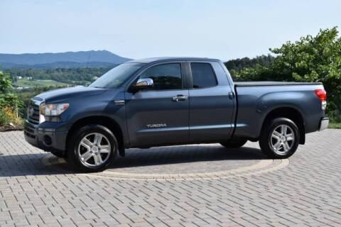 2008 Toyota Tundra for sale at JW Auto Sales LLC in Harrisonburg VA
