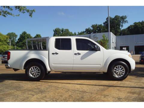 2019 Nissan Frontier for sale at BLACKBURN MOTOR CO in Vicksburg MS