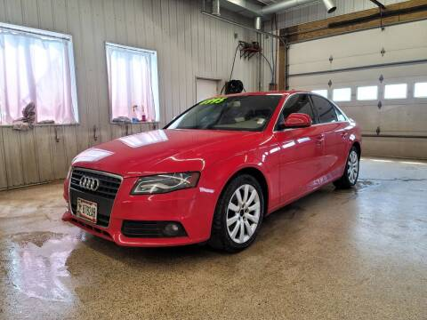2009 Audi A4 for sale at Sand's Auto Sales in Cambridge MN