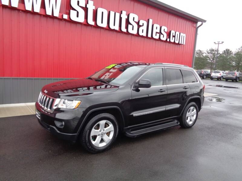 2011 Jeep Grand Cherokee for sale at Stout Sales in Fairborn OH