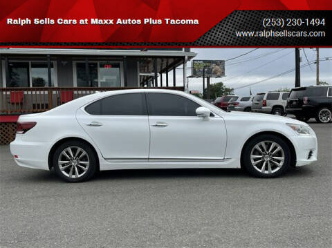 2013 Lexus LS 460 for sale at Ralph Sells Cars at Maxx Autos Plus Tacoma in Tacoma WA