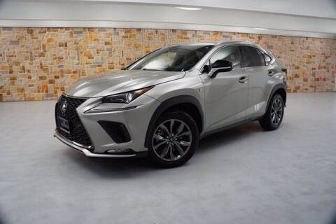 2018 Lexus NX 300 for sale at Jerry's Buick GMC in Weatherford TX