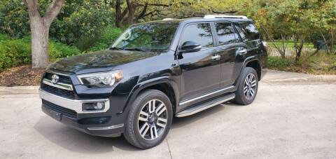 2018 Toyota 4Runner for sale at Motorcars Group Management in San Antonio TX