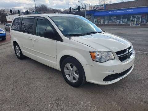 2013 Dodge Grand Caravan for sale at Street Side Auto Sales in Independence MO
