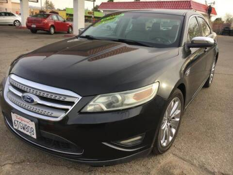 2011 Ford Taurus for sale at Best Buy Auto Sales in Hesperia CA