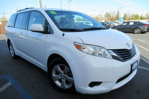2011 Toyota Sienna for sale at Choice Auto & Truck in Sacramento CA