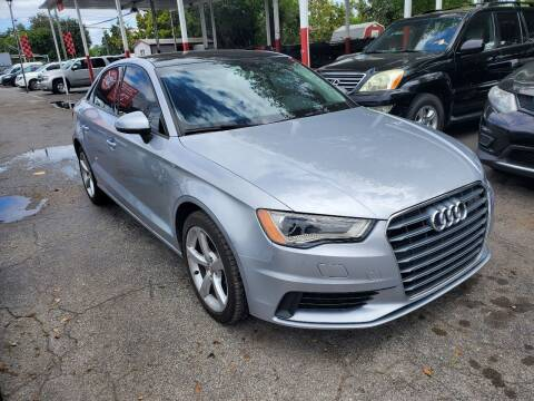 2015 Audi A3 for sale at America Auto Wholesale Inc in Miami FL