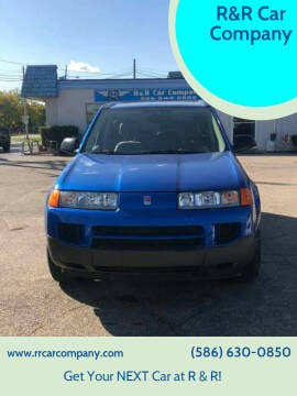 2004 Saturn Vue for sale at R&R Car Company in Mount Clemens MI