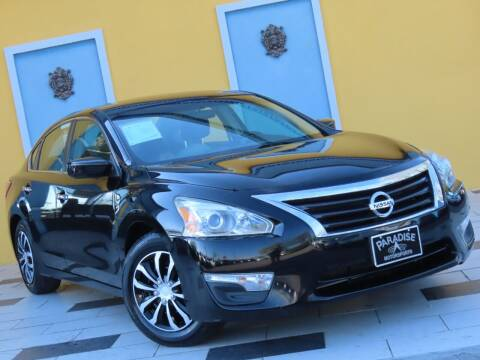 2013 Nissan Altima for sale at Paradise Motor Sports LLC in Lexington KY