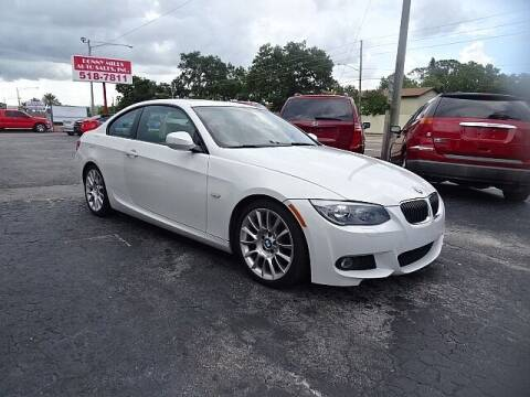 2012 BMW 3 Series for sale at DONNY MILLS AUTO SALES in Largo FL