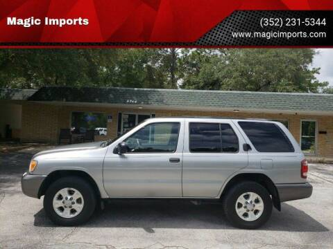 1999 Nissan Pathfinder for sale at Magic Imports in Melrose FL