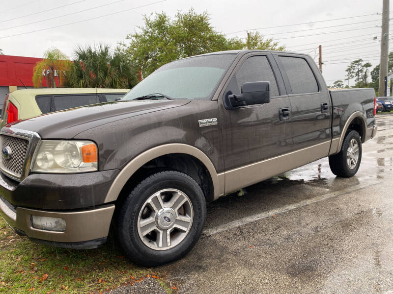 2005 Ford F-150 for sale at Coastal Auto Ranch, Inc. in Port Saint Lucie FL