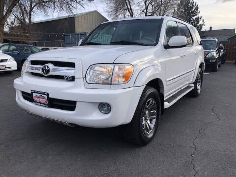 2006 Toyota Sequoia for sale at Local Motors in Bend OR