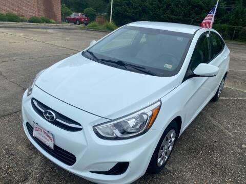 2016 Hyundai Accent for sale at Hilton Motors Inc. in Newport News VA