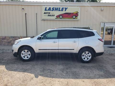 2016 Chevrolet Traverse for sale at Lashley Auto Sales in Mitchell NE