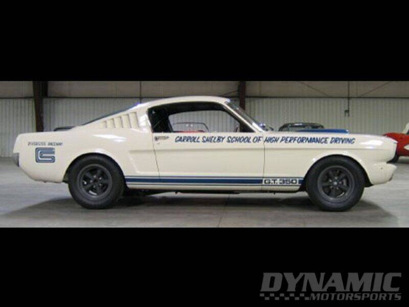 1965 Ford Shelby GT350 for sale in Garland, TX