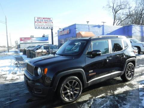 2016 Jeep Renegade for sale at City Motors Auto Sale LLC in Redford MI
