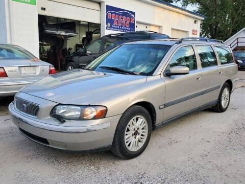 2004 Volvo V70 for sale at Ericson Auto in Ankeny IA