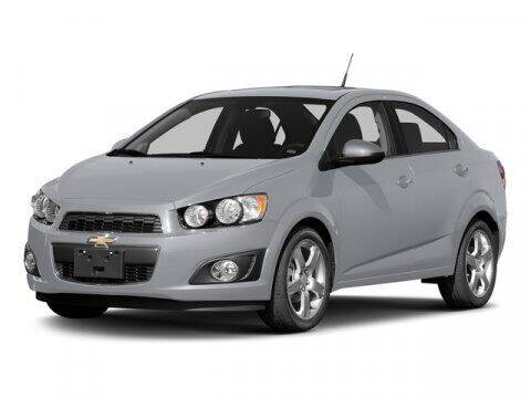 2015 Chevrolet Sonic for sale at Stephen Wade Pre-Owned Supercenter in Saint George UT