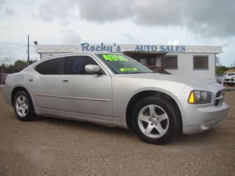 2010 Dodge Charger for sale at Rocky's Auto Sales in Corpus Christi TX