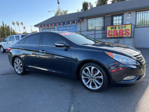 2013 Hyundai Sonata for sale at Blue Diamond Auto Sales in Ceres CA