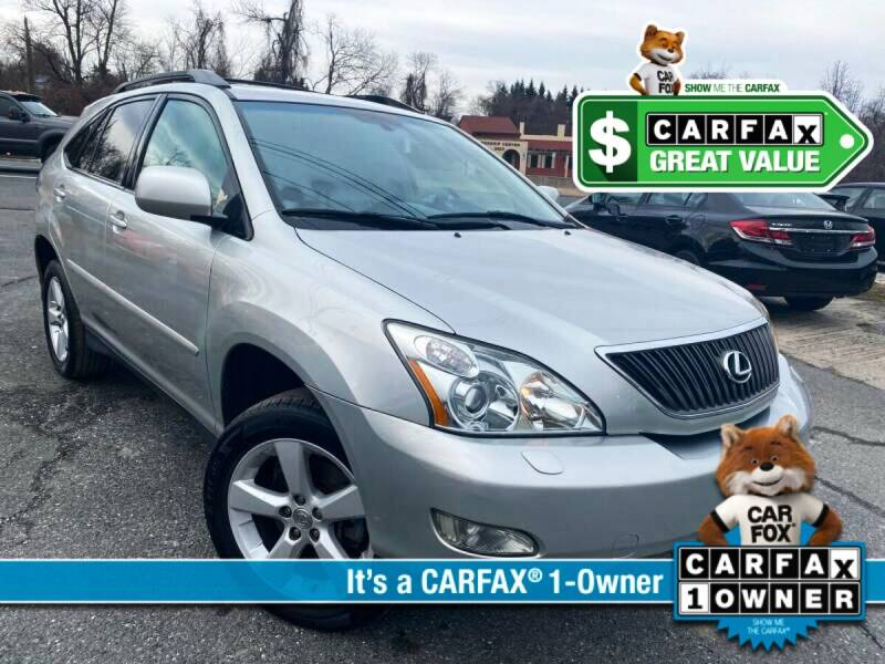 2004 Lexus RX 330 for sale at High Rated Auto Company in Abingdon MD