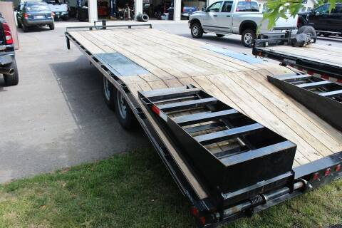 2020 QUALITY TRAILERS CAR HAULER for sale at Summit Motorcars in Wooster OH