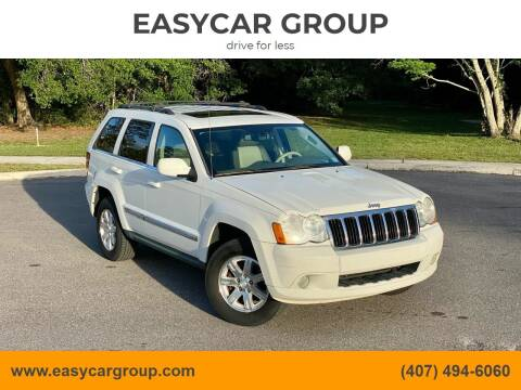 2008 Jeep Grand Cherokee for sale at EASYCAR GROUP in Orlando FL
