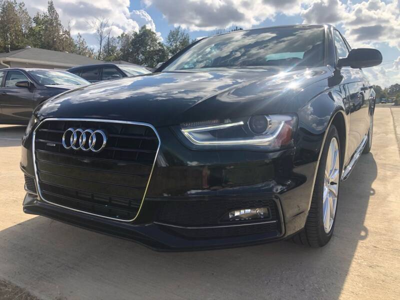 2016 Audi A4 for sale at A&C Auto Sales in Moody AL