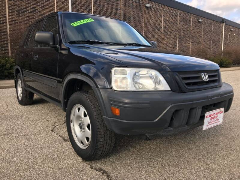 2001 Honda CR-V for sale at Classic Motor Group in Cleveland OH