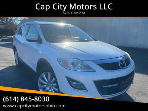 2010 Mazda CX-9 for sale at Cap City Motors LLC in Columbus OH