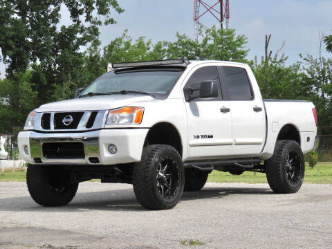 2011 Nissan Titan for sale at Tonys Pre Owned Auto Sales in Kokomo IN