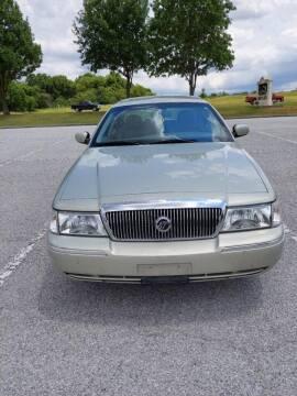 2005 Mercury Grand Marquis for sale at GTR Auto Sales LLC in Haltom City TX