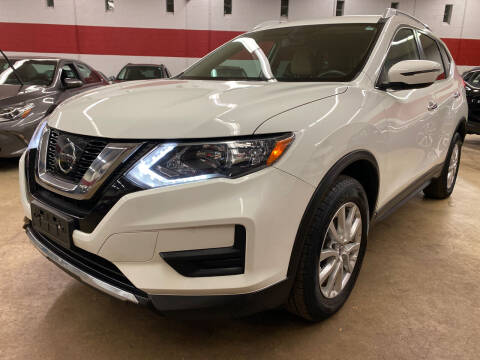 2017 Nissan Rogue for sale at Columbus Car Warehouse in Columbus OH