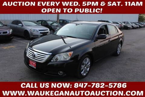 2008 Toyota Avalon for sale at Waukegan Auto Auction in Waukegan IL