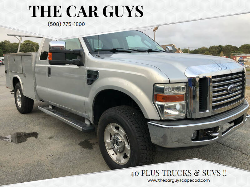 2010 Ford F-350 Super Duty for sale at The Car Guys in Hyannis MA