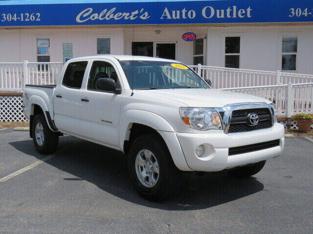2011 Toyota Tacoma for sale at Colbert's Auto Outlet in Hickory NC