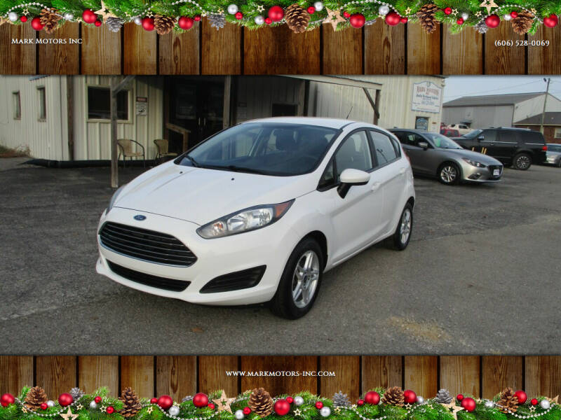 2018 Ford Fiesta for sale at Mark Motors Inc in Gray KY
