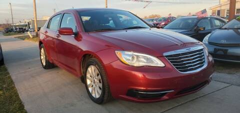2012 Chrysler 200 for sale at Wyss Auto in Oak Creek WI