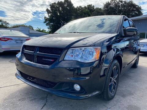 2018 Dodge Grand Caravan for sale at P J Auto Trading Inc in Orlando FL