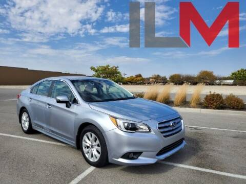2017 Subaru Legacy for sale at INDY LUXURY MOTORSPORTS in Fishers IN