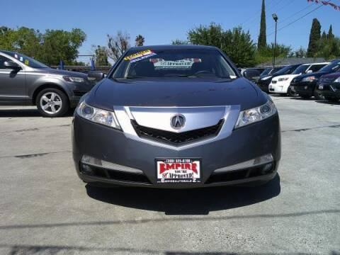 2010 Acura TL for sale at Empire Auto Sales in Modesto CA
