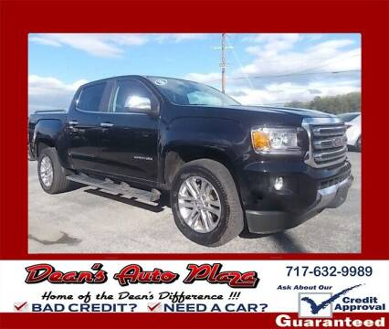 2016 GMC Canyon for sale at Dean's Auto Plaza in Hanover PA