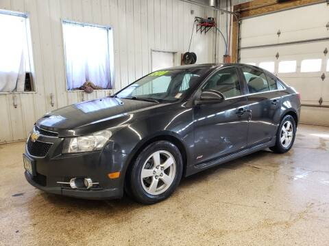 2014 Chevrolet Cruze for sale at Sand's Auto Sales in Cambridge MN